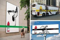 VitaminWater ads // Hatch Design // SF