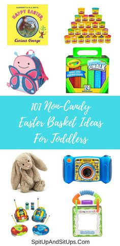 13 non candy easter basket ideas for kids theyll love more than 101 non candy easter basket ideas for toddlers negle Image collections