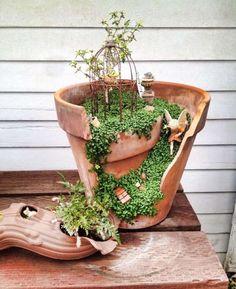 broken-pot-fairy-garden-18 2