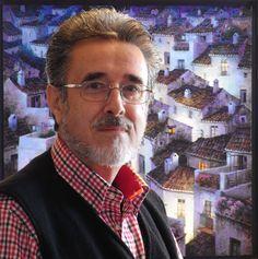 Luis Romero, Spanish painter of beautiful landscapes