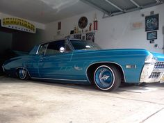 '68 impala right side