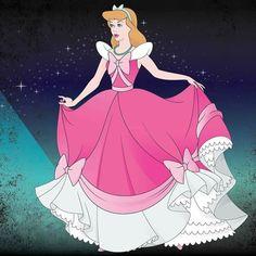 Cinderella Art, Cinderella And Prince Charming, Disney Illustration, Disney Princesses And Princes, Studio C, Walt Disney Studios, Fairy Godmother, Electronic Art, Princesas Disney