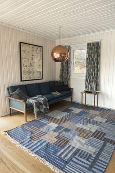 LAND flat weave rug inspired by the art works of constructivist painter Adolf Fleischmann. Abstract Painters, Weave, Flat, Inspired, Rugs, Inspiration, Collection, Design, Home Decor