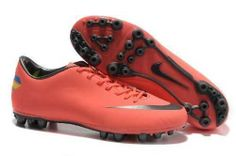 47cdca87e03 need these cleats a friend wants me to get hot pink ones and these are  close enough. Cheap Soccer ShoesSoccer BootsCheap Soccer CleatsNike Soccer Football ...