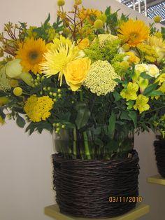 Gorgeous yellows!