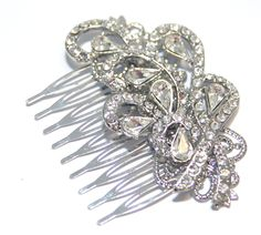 Wedding Hair Comb $33