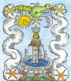 Alchemical and hermetic prints 1-20