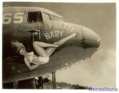 Nose Art, Ww2 Aircraft, Military Aircraft, Pin Up, Lancaster Bomber, Tuskegee Airmen, Old Planes, Airplane Art, Vintage Airplanes