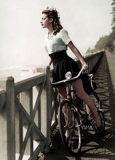 Vintage feel