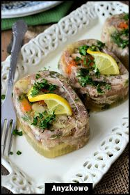 Appetizer Salads, Appetizers, Polish Recipes, Polish Food, Pork Leg, Israeli Food, Relleno, Food To Make, Diet