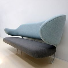Wall Sofa,  Designer: Finn Juhl (Denmark, 1912 -1989)  Design year: 1950  Maker: Onecollection , Denmark