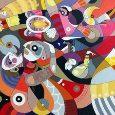#colors #qaz Street #art
