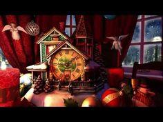 Christmas Evening 3D Screensaver