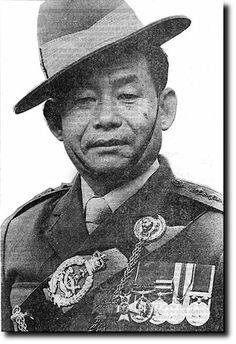 Rambahadur Limbu VC British Empire: Armed Forces: Units: Indian Infantry: 10th Gurkha Rifles