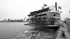 Eiszeit in Hamburg