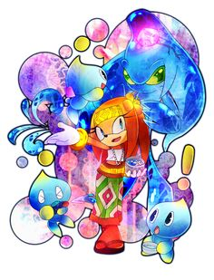 Happy Songkran Day 2014 by on DeviantArt --- Tikal pictures are so rare, I need to pin the ones I find. Sonic The Hedgehog, Hedgehog Art, Tikal, Shadow Sonic, Sonic Adventure 2, Sonic Franchise, Sonic Heroes, Sonic Fan Art, Freedom Fighters