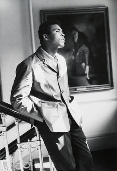 """theimpossiblecool: """" Ali by Gordon Parks. """""""