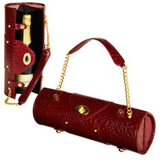 Wine Carrier & Purse - Burgundy How about our Burgundy Wine Carrier & Purse?   burgThis lovely Wine Purse looks like a purse, but actually safely carries a bottle of wine or Champagne.  The Wine Purse has a padded interior and a small inside pocket.  She can carry it to your favorite BYOB restaurant (so much nicer than a paper bag!) or anywhere that a stylish purse is called for!  #wine #winewednesday  Check out all our #winepurses at TheWineBag.com!