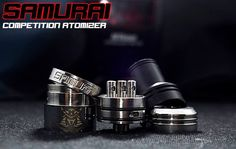 Authentic Samurai Competition RDA By The Cloud Factory