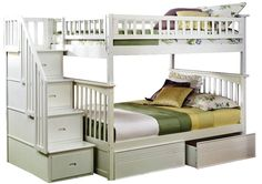 ... bunk bed with trundle bed rails adult bunk beds kid beds bunk bed