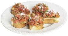 How to Make Bruschetta Seasoning