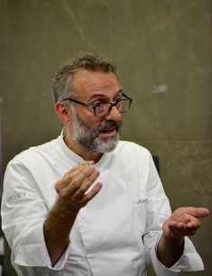 "Massimo Bottura, Osteria Francescana, Modena, Italy. ""We, Chefs - beyond cooking"", text and photos by João Wengorovius"