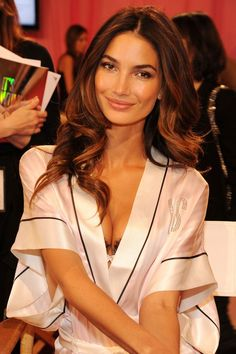 "Interview with VSecret Angel Lily Aldridge about #VSFS_2014 | Harper's Bazaar // Q: ""How do you feel about the Victoria's Secret show coming to London?"" Lily: ""I'm so excited that the show is in London! The energy is going to be incredible. My family is English so my whole family will be attending."" // Q: ""What's the atmosphere like backstage at the show? "" Lily: ""Chaos! But fun, exciting chaos. There are literally wings everywhere, girls, photographers, jewels, guards.... It's a lot of…"