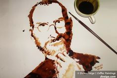 D. Veiga - Coffee Art