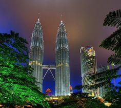 Kuala Lumpur, Where Old Meets New