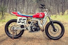 Honda CR500 #Tracker