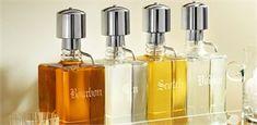 For Us: Liquor Decanter and Dispenser Pump Set.