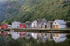 Laerdalsoyri, Norway