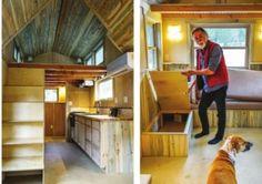 """Tiny homes and tiny roadblocks - Cypress 24"""" by Simplissity Tiny Homes"""
