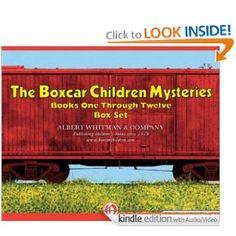 The Boxcar Children Mysteries Box Set: Books One Through Twelve (Kindle AV Edition)