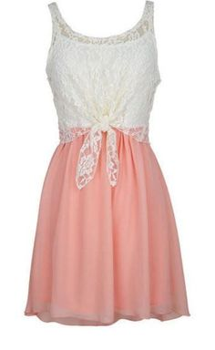 Its pretty and a simple lace dress love it