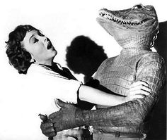 The Alligator People (1959) Beverly Garland