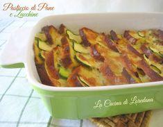 Pasticcio di Pane e Zucchine