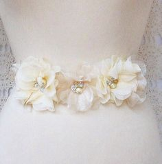 Hey, I found this really awesome Etsy listing at https://www.etsy.com/listing/93764759/champagne-bridal-sash-wedding-sash