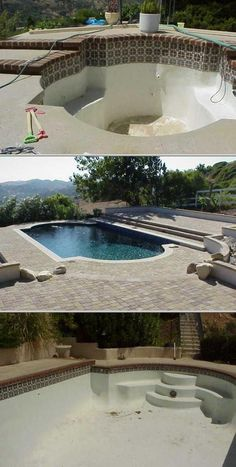 Darryl Lamont is one of the providers who offer concrete pool repair services. This professional started working in swimming pool leak repair service industry since 1979.