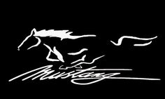 MUSTANG DECAL STICKER,FORD,TRUCK,CARS,TRANSFER,WINDOWS