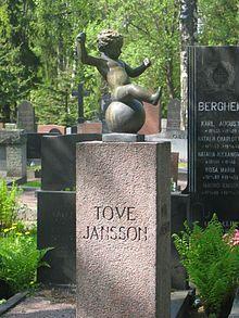Tove Jansson Hietaniemi Cemetery, Helsinki (J. Tove Jansson, Moomin Mugs, Grave Monuments, Finland Travel, Cemetery Art, Arctic Circle, Baltic Sea, Marimekko, Malaga