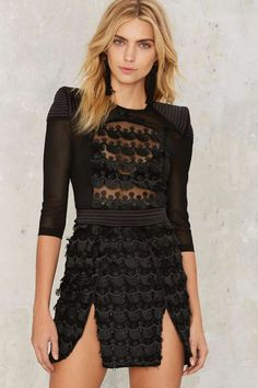 Zhivago Mere Mortal Embroidered Dress | Shop Clothes at Nasty Gal!
