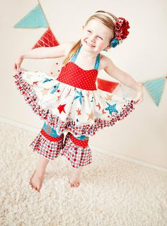 fourth of july toddler outfits
