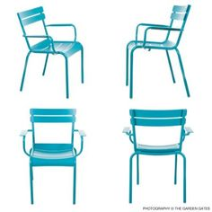 Fermob 4102 Luxembourg Stacking Armchair ~ $400