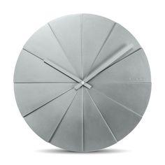 LEFF amsterdam Scope45 Clock - Gray