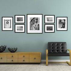 Joss & Main Essentials 12 Piece Matted Picture Frame Set & Reviews | Joss & Main
