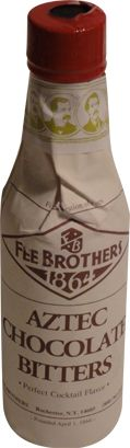 Fee Brothers Aztec Chocolate Bitters Recipes