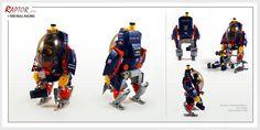 Raptor series: Red Bull Racing | by Brixnspace