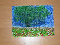 Baum im Sommer