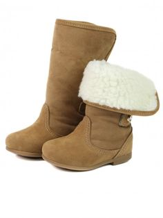 Bota Ugg Klin Miss Fashion 168019 | Vivere Store - Camel